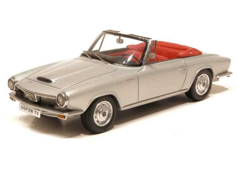 64174 Glas 1300 GT Cabriolet 1965