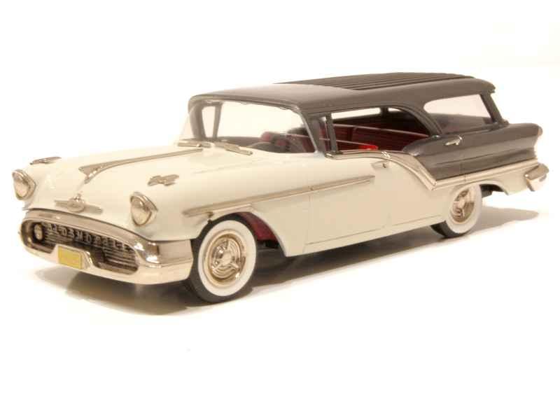 64533 Oldsmobile 88 Super Fiesta Wagon 1957