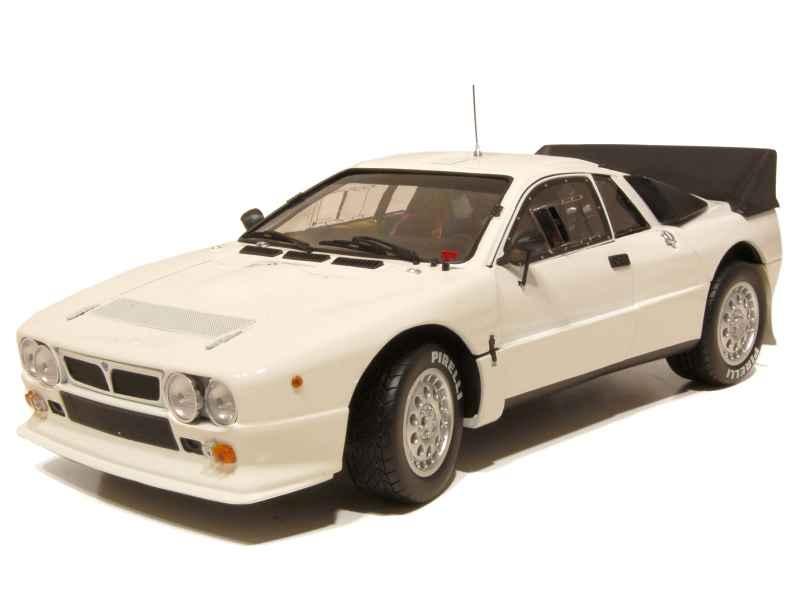 65022 Lancia 037 Rally Présentation