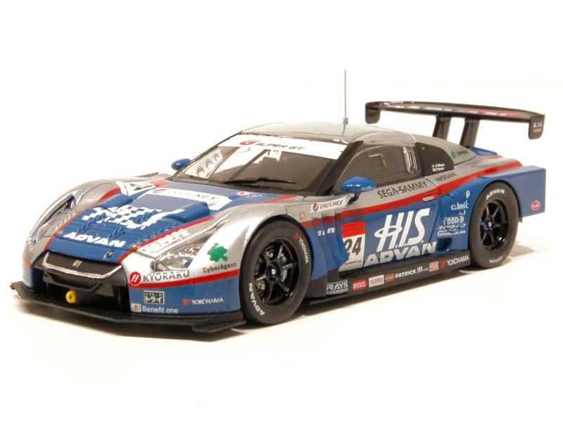 65076 Nissan GT-R Super GT500 2010