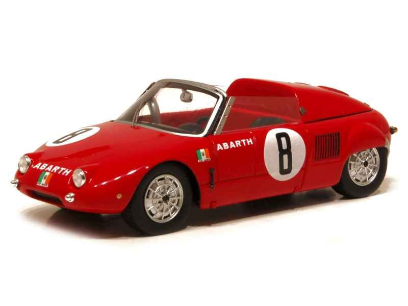 65114 Abarth 700 Spyder Le Mans 1961