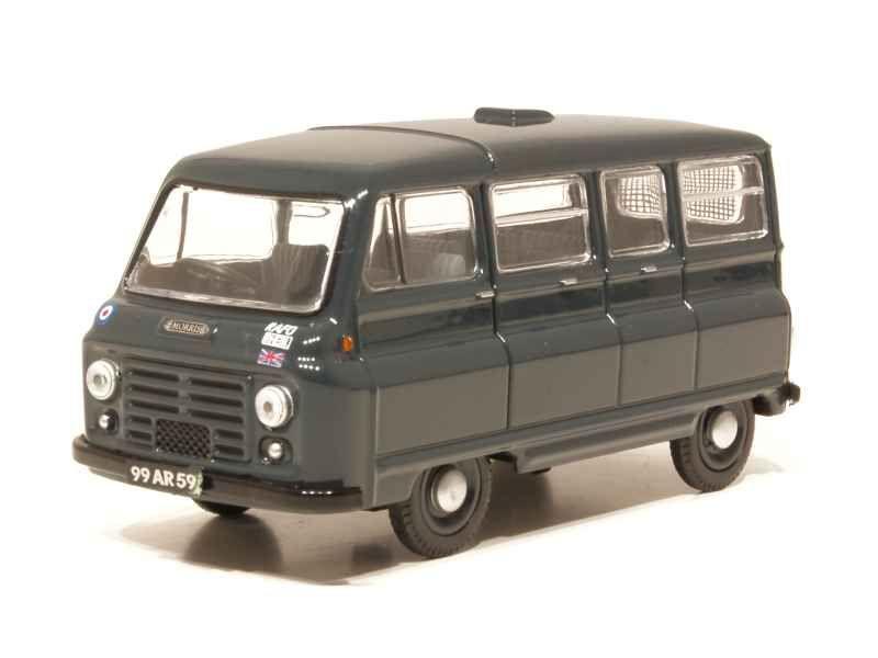 65165 Morris J2 Minibus RAF