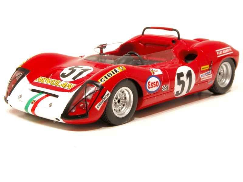65703 Abarth 1000 SP Le Mans 1969