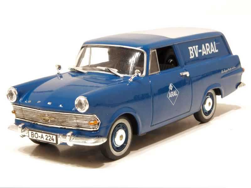 66178 Opel Rekord P2 Caravan 1960