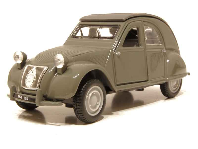 66366 Citroën 2CV 1952