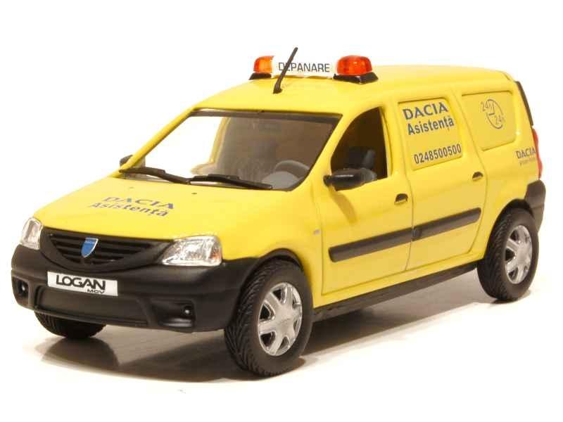 66439 Renault Dacia Logan Fourgon 2007