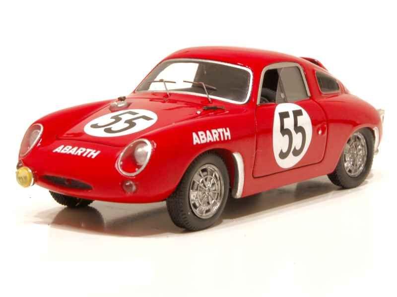 66538 Abarth 700 S Le Mans 1961