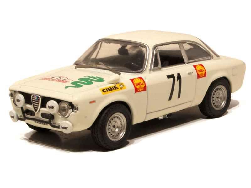 66904 Alfa Romeo 1600 GTA Tour de Corse 1969
