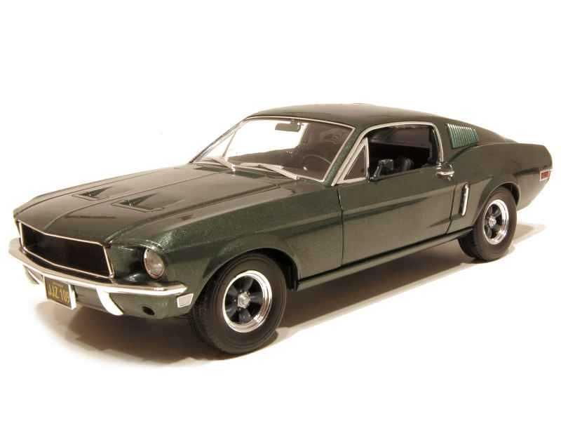 67123 Ford Mustang Bullitt 1968