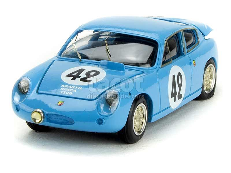 6728 Abarth Simca 1300 Le Mans 1962