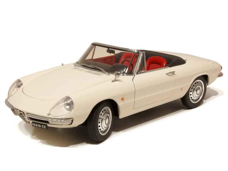 67593 Alfa Romeo Duetto 1600 Spider 1966