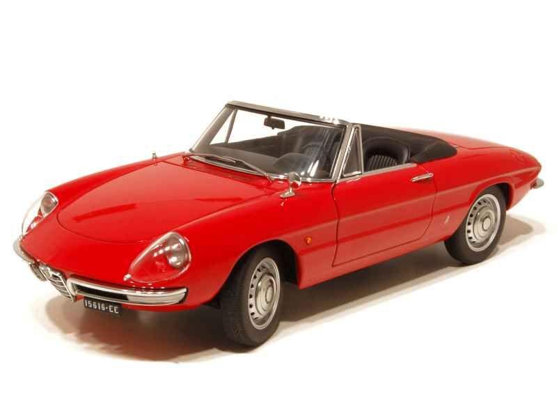 67603 Alfa Romeo Duetto 1600 Spider 1966