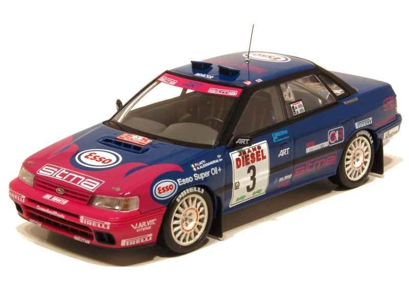 67630 Subaru Legacy RS Rally San Remo 1993