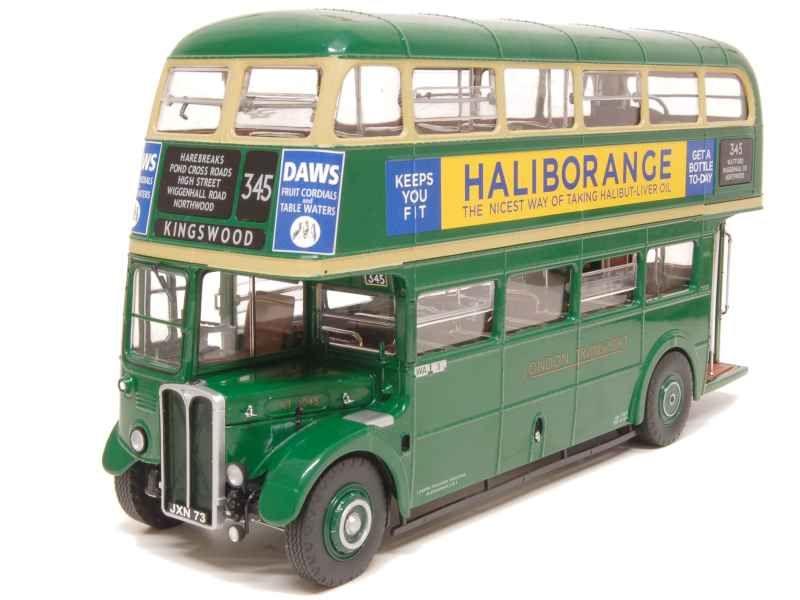 67802 AEC Regent RT1045 JXN73 1948