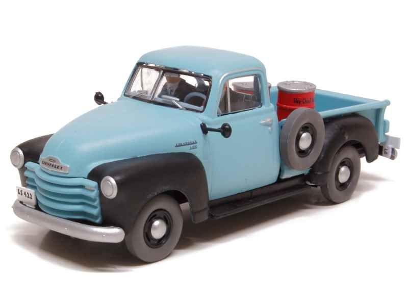 67875 Chevrolet 3100 Pick-Up Blake et Mortimer