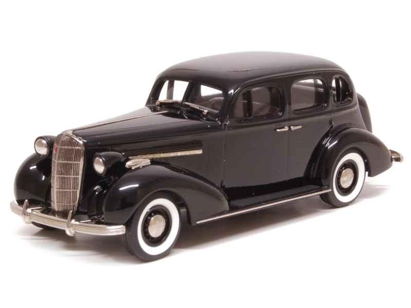 67960 Buick Special M 41 Trunk Sedan 1936