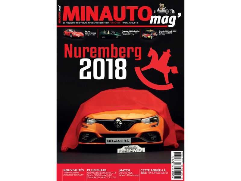 68 MINAUTO mag' No61 Mars/ Avril 2018