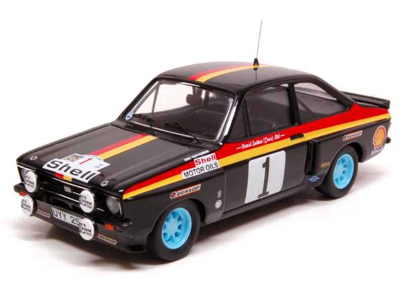 68622 Ford Escort RS 1800 Madeira Rally 1979