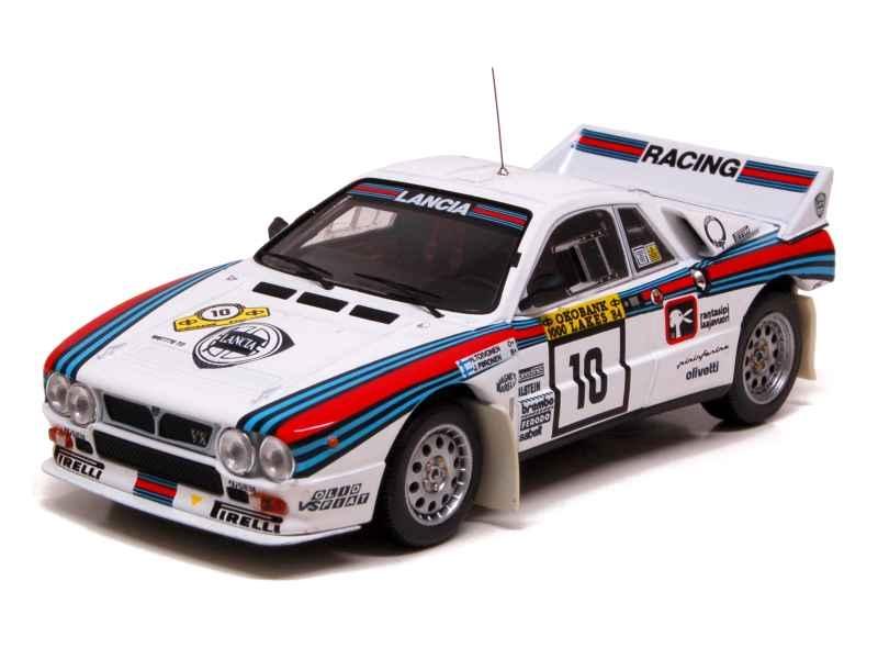 69134 Lancia 037 Rally 1000 Lakes 1984