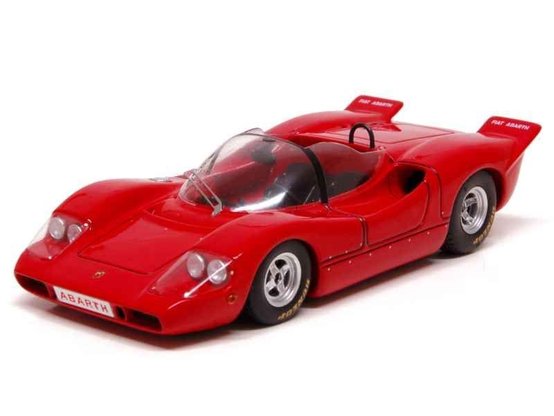 69311 Abarth 2000 Sport Spider 1968