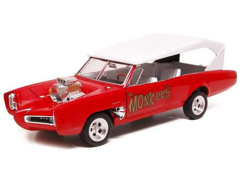 69333 Pontiac Monkee Mobile