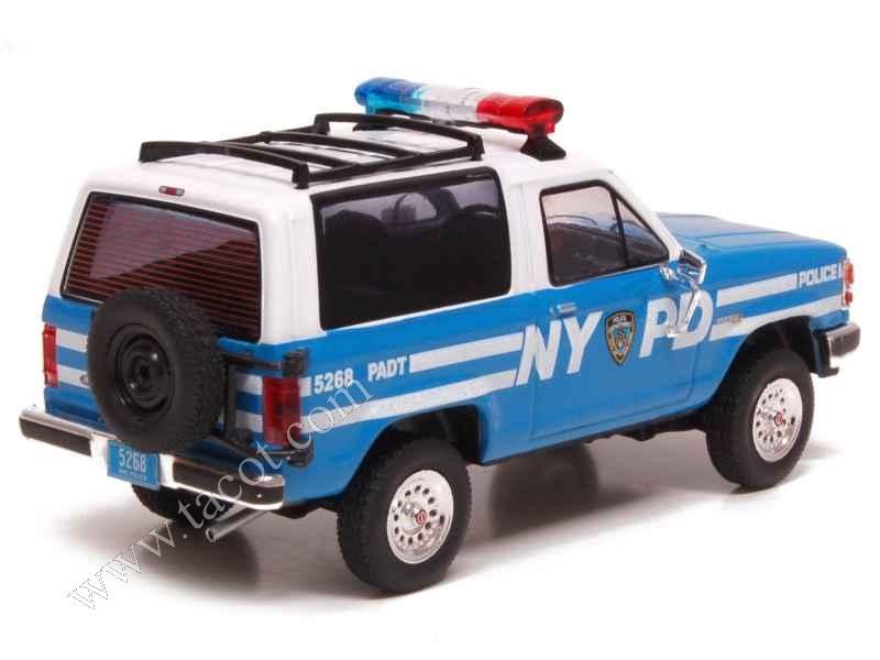 Bronco II Police 1990