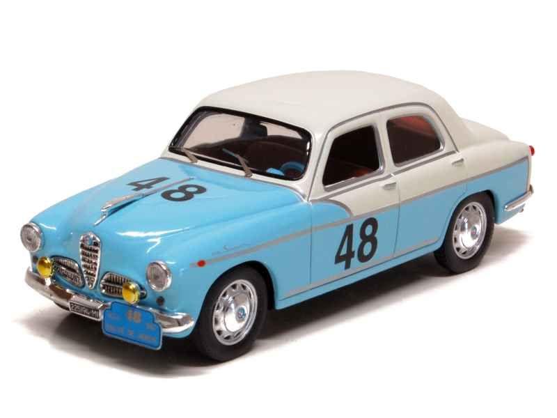 69603 Alfa Romeo 1900 Rally de Genève 1957