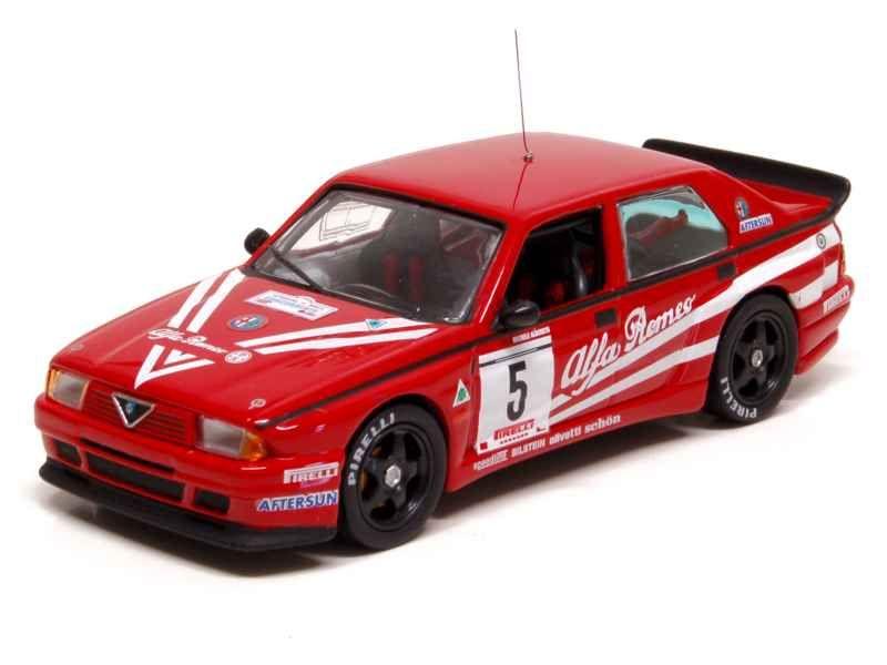 69604 Alfa Romeo 75 Evoluzione Monza Rally 1988