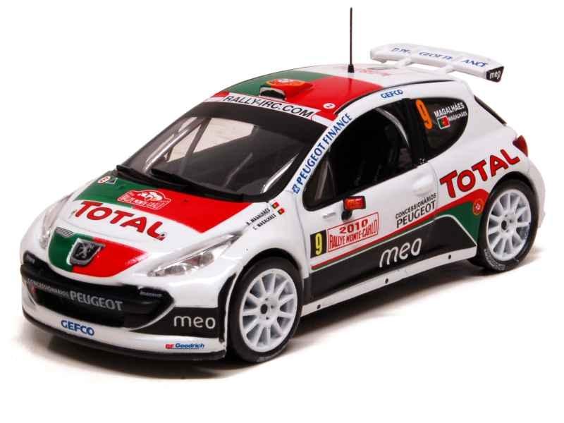 69885 Peugeot 207 S2000 Monte Carlo 2010