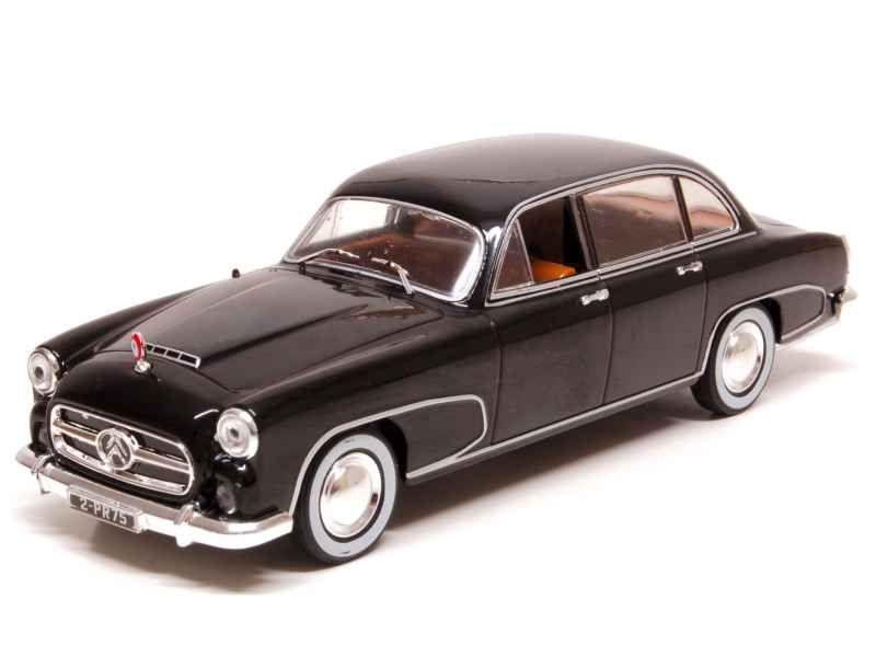 70029 Citroën 15 Six H Limousine Franay 1960