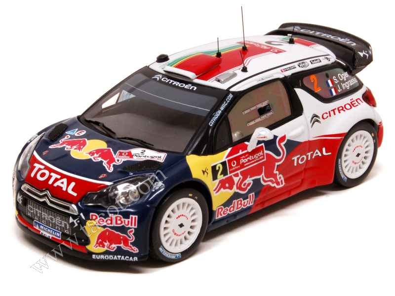 Citro n ds3 wrc portugal rally 2011 ixo 1 43 autos miniatures tacot - Suivi colis portugal ...