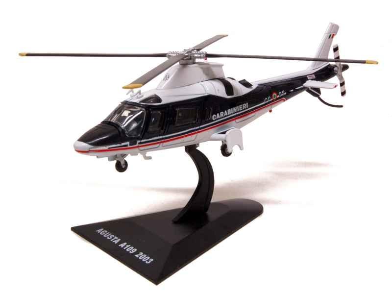 70152 Divers Agusta A109 Carabinieri 2003