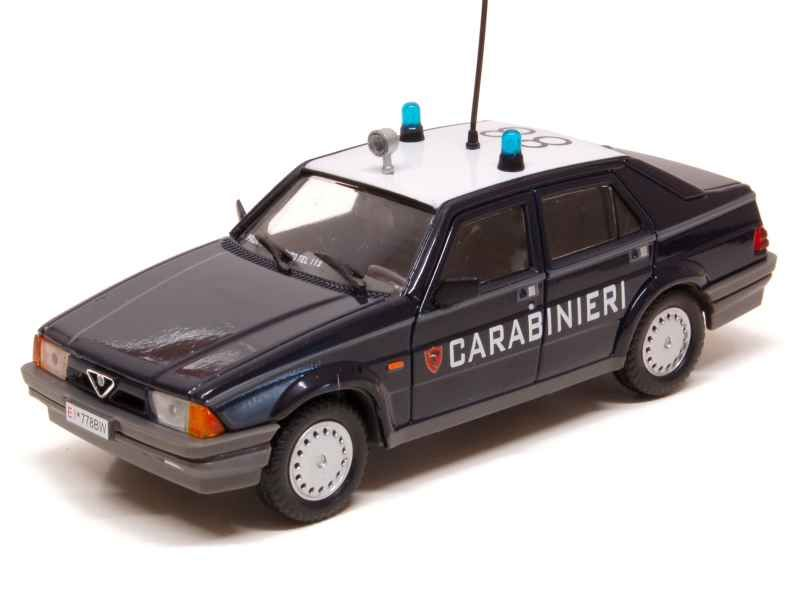 70155 Alfa Romeo 75 1.8 IE Carabinieri 1988
