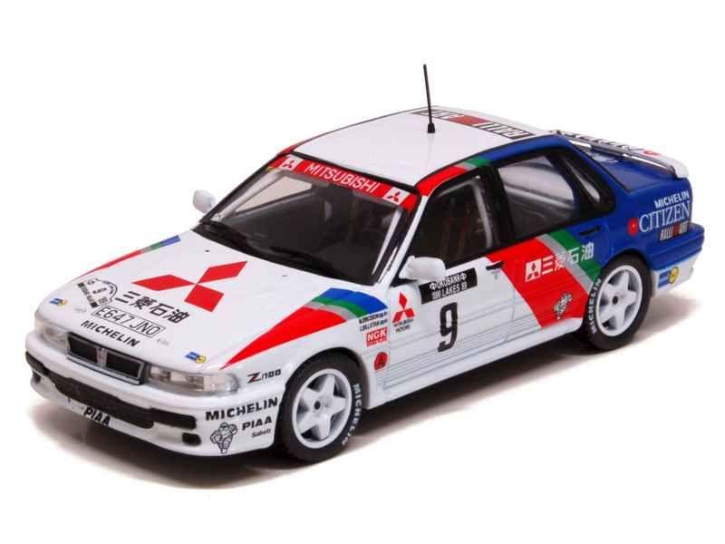 70333 Mitsubishi Galant  VR-4 1000 Lakes 1989