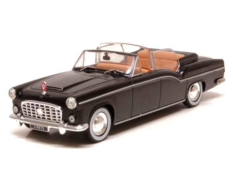 70590 Citroën 15 Six Chapron Présidentielle 1957