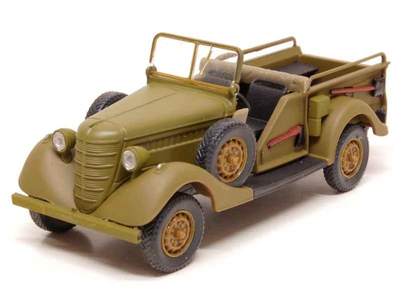 70773 GAZ 61-417 Pick-Up Militaire