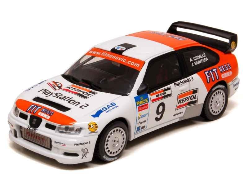 71200 Seat Cordoba WRC Evo III Ourense Rally 2005