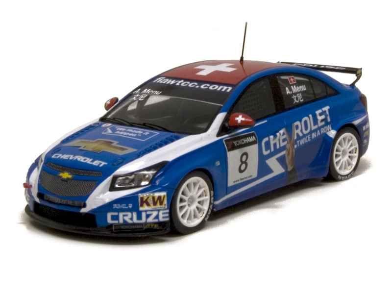 71369 Chevrolet Cruze 1.6T WTCC Macau GP 2011