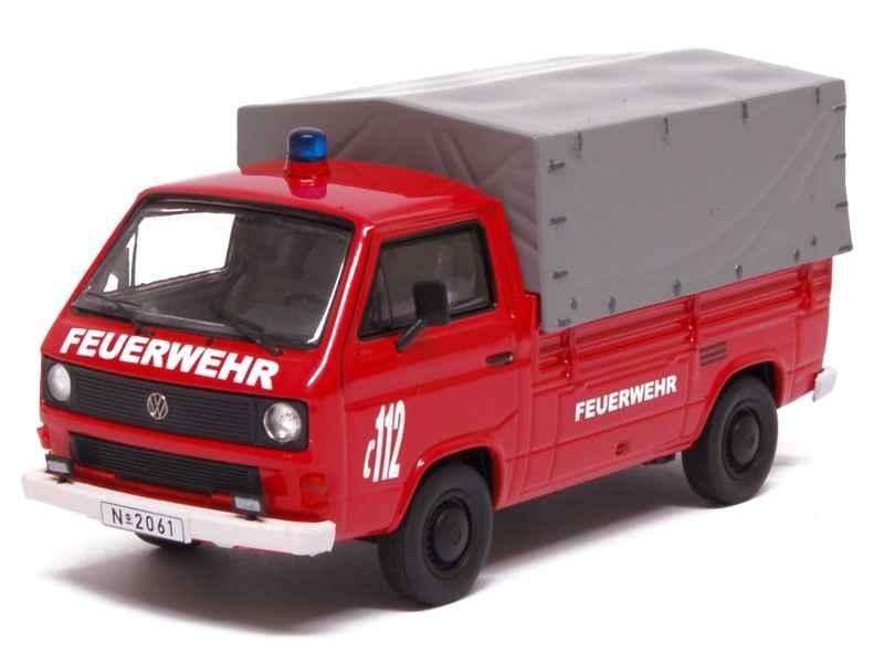 71457 Volkswagen Combi T3b Pick-Up Pompiers