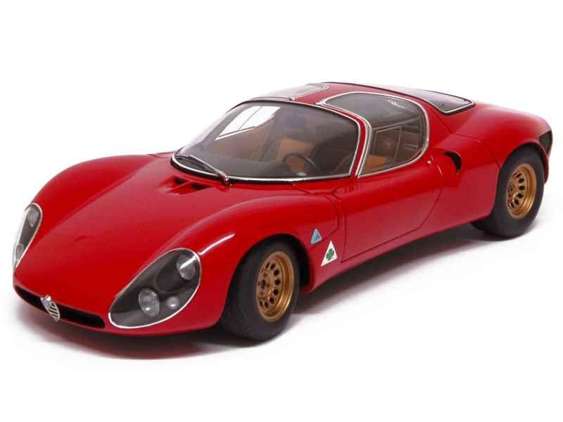 71465 Alfa Romeo 33 Stradale Prototype 1967