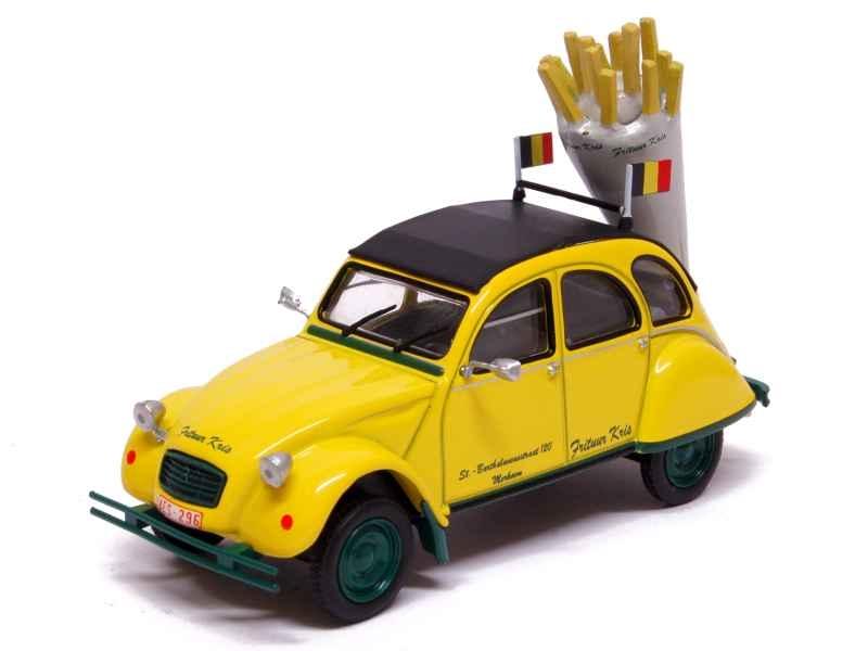 71903 Citroën 2CV Frituur Kris