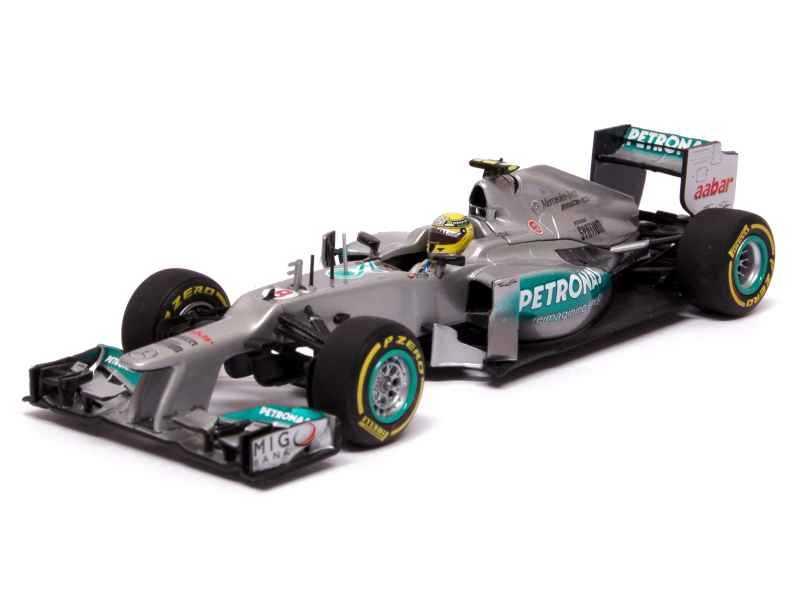 72026 Mercedes AMG W03 2012