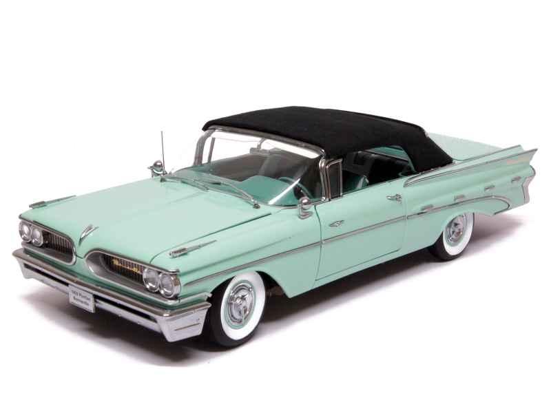 72068 Pontiac Bonneville Cabriolet 1959