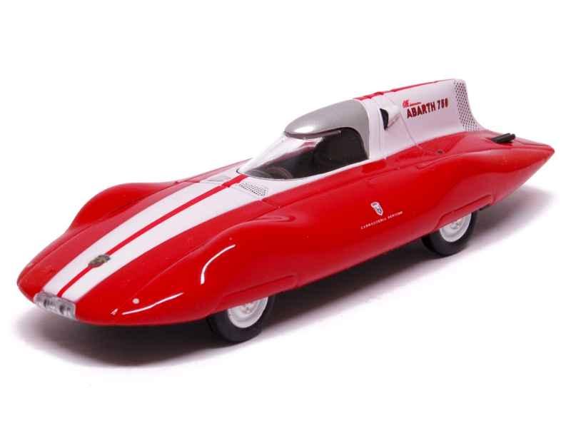 72093 Abarth 750 Record Monza Giugno 1956