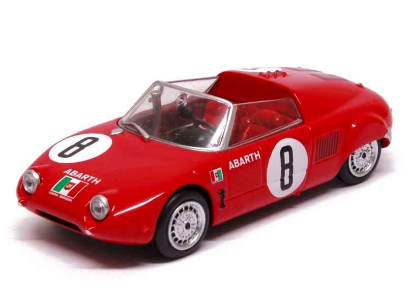 72101 Abarth 1000 Spider Sport 1962
