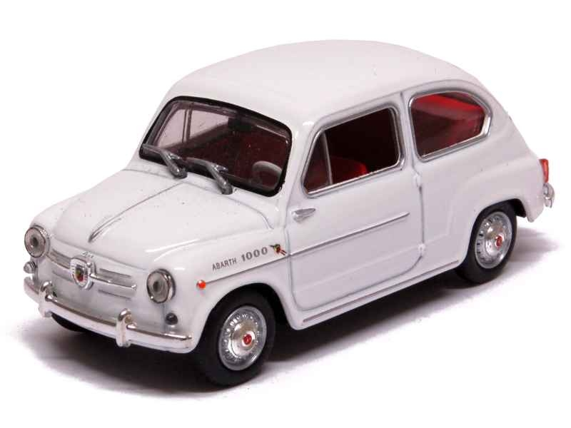 72108 Abarth 1000 Berline Corsa 1963