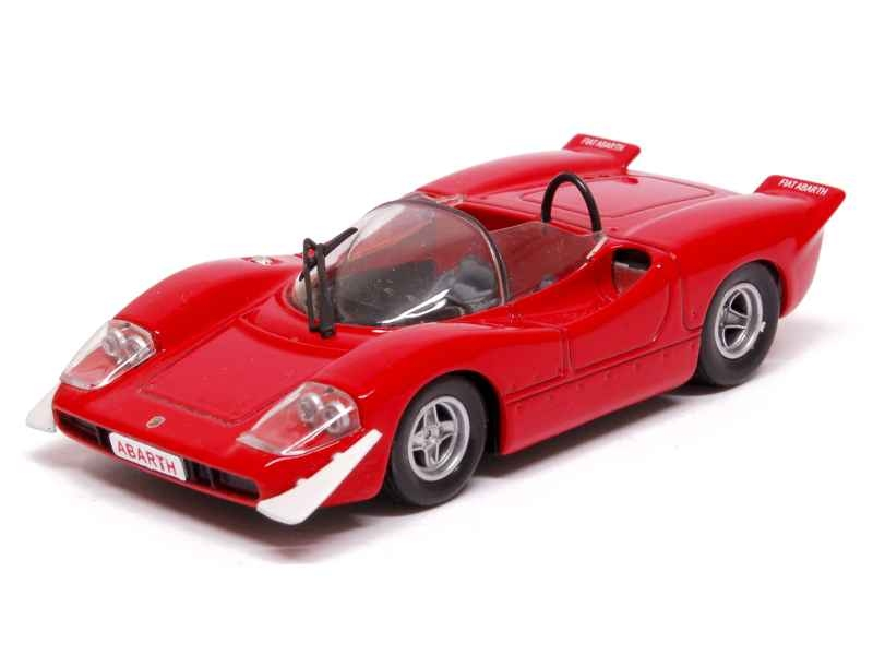 72126 Abarth 2000 Sport Spider SE 010 1969