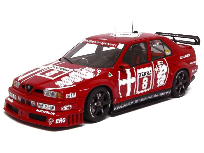 72141 Alfa Romeo 155 V6 TI DTM Zolder 1993