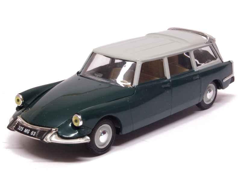 7218 Citroën ID19 Break Familiale 1967