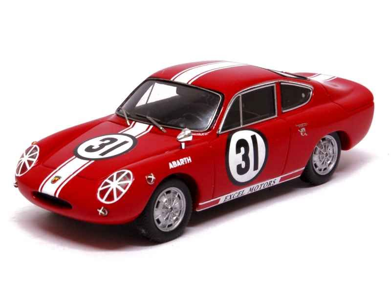 72183 Abarth Bialbero Funabashi CCC Race 1965